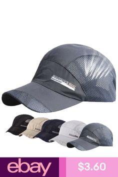 a1995ed1f4a Quick-drying Cool Women Men Sport Mesh Hat Running Visor Cap Summer ...