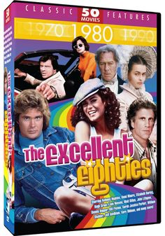 Amazon.com: Excellent Eighties - 50 Movie Pack: Bail Out - Hunk - Cave Girl - My Chauffeur - Toby McTeague - Tomboy - Night of the Sharks - The Kidnapping of the President + 42 more!: Demi Moore, Hugh Grant, David Hasselhoff, Sarah Jessica Parker, Matt Dillon, Michele Pfeiffer, Jodie Foster, Joe Pesci, Various: Movies & TV