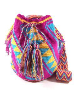 LA GUAJIRA BONITA WAYUU BAG available at www.shopkokay.com #wayuubag #kokay