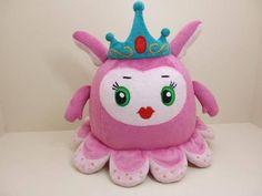 Ready to ship Princess Flug plush from Abby Hatcher Bunny Plush, Shar Pei, Crochet Bunny, Backrounds, Halloween Kids, Jr, Party Themes, Handmade Items, Happy Birthday