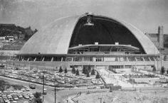 Pittsburgh Civic Arena, now gone.