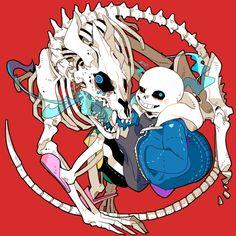 "By 22o22: "" sans the skeleton"""