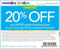 Free Printable Coupons: Babies R Us Coupons