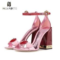 Platform Girls Ultra High Heel Sandals 100% True 15-17 Cm High Heel Pumps With Thin Straps Transparent Stilettos Dance Shoes Latest Fashion
