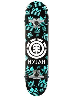 #Element Nyjah Icons Complete #Skateboard $84.99