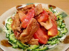 エバラの焼肉レシピより。牛肉が無くて豚肉で(*^^*)こってりと思いきや、トマトの酸味でさっぱり。美味しかったです♪ - 53件のもぐもぐ - トマト焼肉 by manimaaru