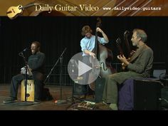 Peter Sprague Trio - Straighten Up and Fly Right - https://dailyvideo.guitars/peter-sprague-trio-straighten-up-and-fly-right/ -  The Peter Sprague trio plays Nat King ColeÕs ÒStraighten Up and Fly RightÓ Recorded on 05/27/2015
