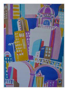Unique wallpaper/textile design artwork from the Lizzie Derriery Studio French Wallpaper, Unique Wallpaper, Of Wallpaper, Designer Wallpaper, Textile Design, Parisian, Original Artwork, Textiles, Concept