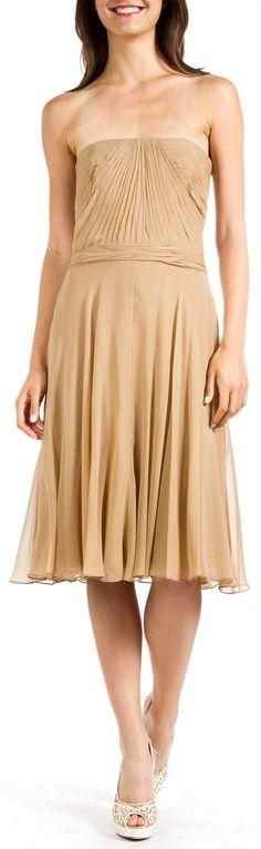 RALPH LAUREN DRESS via @Michelle Coleman-HERS. Via @khokhh18. #dresses #RalphLauren
