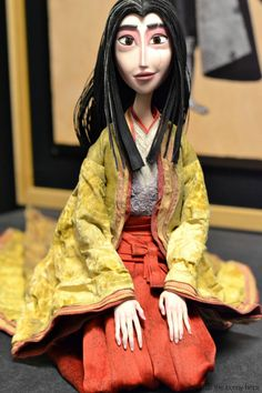 Making The Puppets of Kubo and the Two Strings #KuboMovie