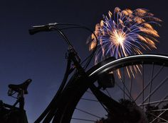 Washington Park Fireworks on July 5, 2012. by The Bike Fed, via Flickr