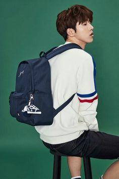 Nam Joo Hyuk: Park Hae Jin, Park Hyung, Park Seo Joon, Jong Hyuk, Lee Jong Suk, Lee Dong Wook, Ji Chang Wook, Joon Hyung, Hyung Sik