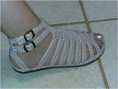tig isi bayan sandalet modeli