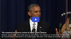 """EEUU propone al mundo emprender una """"nueva guerra contra un nuevo enemigo"""""""