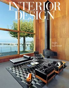 About Interior Design: Interior Design Magazine provides unsurpassed coverage on the entire design industry, from commercial to residential installations. Each issue features the latest new products and hottest new trends.