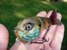 Tater HOG custom lures