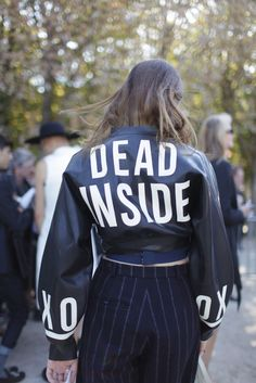 street style: Paris Fashion Week Spring 2015...                                                                                                                                                                                 More