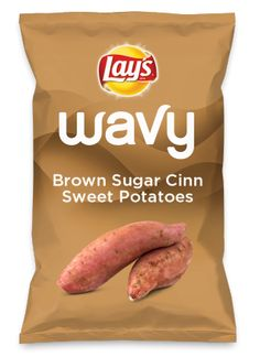 Please help by going to this link and voting for my new Lays flavor. Wouldn't Brown Sugar Cinn Sweet Potatoes be yummy as a chip? Lay's Do Us A Flavor is back, and the search is on for the yummiest flavor idea. Create a flavor, choose a chip and you could win $1 million! https://www.dousaflavor.com See Rules.