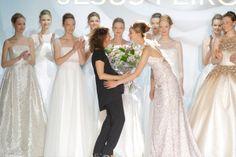 Este año las novias de Jesus Peiro huelen a Perfume...  http://www.unabodaoriginal.es/blog/de-la-cabeza-a-los-pies/vestidos-de-novia/coleccion-perfume-de-jesus-peiro #boda #bodas #vestidosnovia