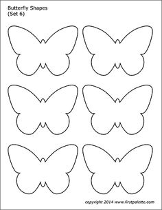 Butterfly Templates butterfly shapes free printable templates coloring pages Butterfly Templates. Here is Butterfly Templates for you. Butterfly Templates butterflies free printable templates coloring pages. Butterfly Outline, Butterfly Stencil, Simple Butterfly, Butterfly Shape, Butterfly Crafts, Butterfly Pattern, Butterfly Mobile, Butterfly Printable Template, Printable Shapes