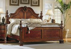 Quality Manor Beds in West Midlands at fantastic Prices. More Stylish Beds available to Order Deco Furniture, Bedroom Furniture, Bed Design, House Design, Stylish Beds, Beds Online, Wood Art, Interior Design, Poster Beds