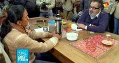 """Nosotros somos buenos"": Lanata cara a cara con Milagro Sala"