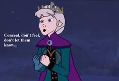 Let it Go (Male Version) part 6