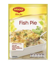 Fish Pie Pie Recipes, Seafood Recipes, Healthy Recipes, Recipe Mix, Recipe Ideas, Food Plus, Fish Pie, Smoked Fish, Grated Cheese