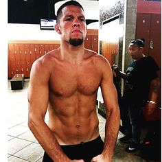 Cutting weight sucksFight week 4days left @natediaz209 natural #steroid free…