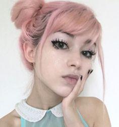 kawaii pastel goth grunge hipster girl