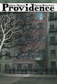 Providence est une oeuvre à couper le souffle sur laquelle Alan Moore a travaillé durant de nombreuses années. Le légendaire auteur de comics s'approprie les concepts d'H. P. Lovecraft et les insère habilement au sein de l'Histoire américaine. En 1919, des êtres mythiques vont ainsi se mélanger aux habitants de la côte Est des États-Unis !