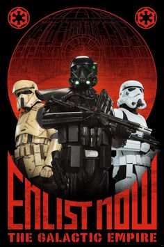 Star Wars Rogue One troopers