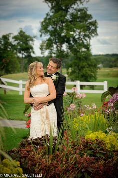 Saratoga National August Wedding