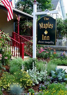 The Maples Inn, Bar Harbor, ME-This town is calling me back.