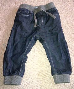 Baby Boys Jeans 9-12 Months Little Rebel   #rozasebay #ebay #ebayuk