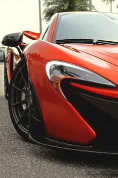 Showing up to parties in my babies McLaren P1  <333 he is the best!