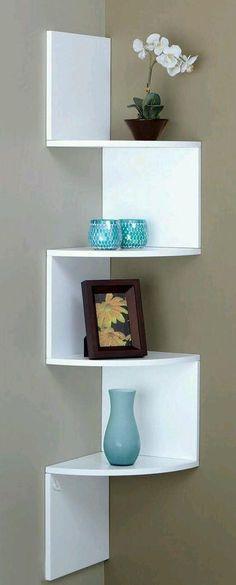 24 Repisas decorativas cómo y dónde instalarlas