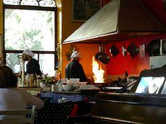 Restaurante em Colônia - Uruguai