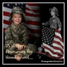 Part ONE of my HUGE List of US History Books for homeschool! #homeschool #books #history