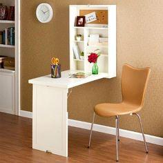 Tavolino ripiegabile a muro