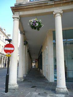 Bath, England 1 - 8 Bath Street