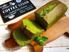 ふんわり♥しっとり♥抹茶のパウンドケーキの画像