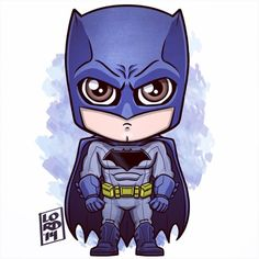 Chibi batman by lordmesa Batman Meme, Im Batman, Batman Art, Marvel Dc Comics, Chibi Superhero, Chibi Marvel, Batman Chibi, Ben Affleck Batman, Lord Mesa Art