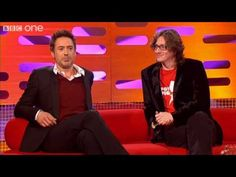 Robert Downey Jr. And The Google Search Fail   30 Videos That Will Make You A Fan Of The Graham Norton Show