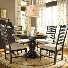 Found it at Wayfair - Paula's Extendable Dining Table