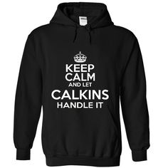 [Best holiday t-shirt names] Its A CALKINS Thing. Discount 20% Hoodies, Tee Shirts