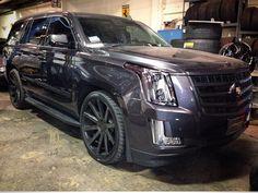 2015 Cadillac Escalade. Gorgeous!