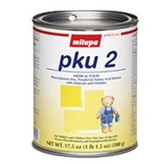 Babies with PKU require special formula if they're bottle fed. PKU is an inborn error of metabolism inherited in an autosomal recessive pattern. This genetic disorder characterized by abnormally high levels of phenylalanine. It's most common in Caucasian populations.