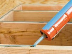 DIYNetwork.com has instructions on how to install a plywood subfloor.