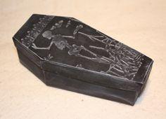 Morganised Chaos: Coffin Treat Box